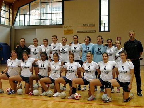 Atomat Cus Udine 2008/09