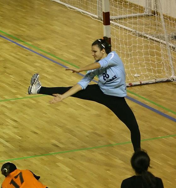 Alice Boeri (Atomat Cus Udine) - foto Foxsport