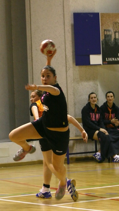 Giulia Tonutti (foto Foxsport)