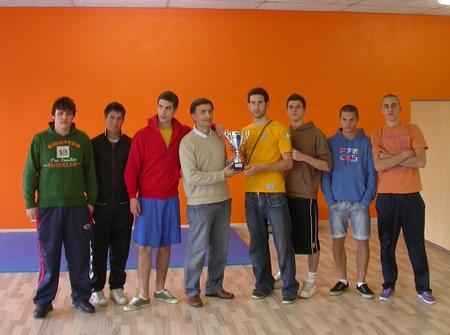 Gli altri finalisti del Marinoni
