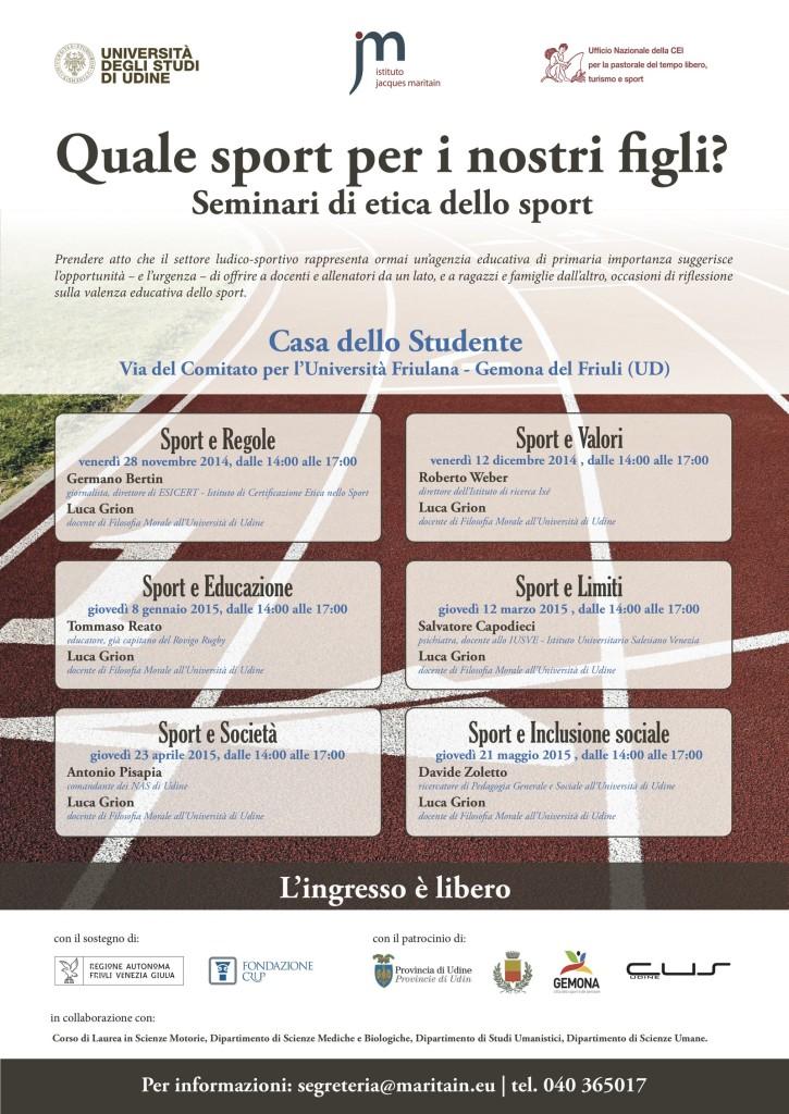 seminari etica sportiva gemona cusud 201415