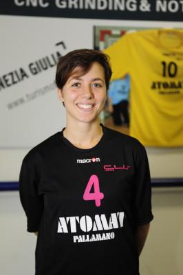 Irene Baldan (Atomat CUS Udine)