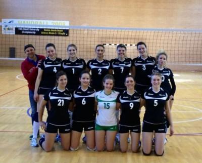 CNU Volley F CUS Udine 1