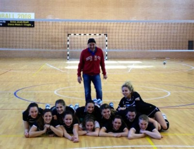 CNU Volley F CUS Udine 2
