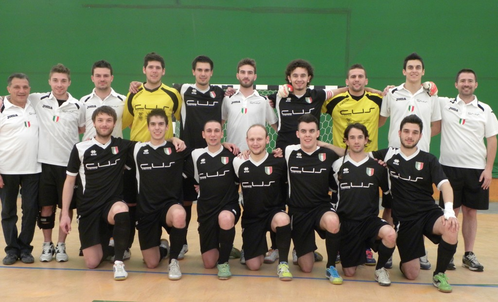 cnu2013 c5 squadra