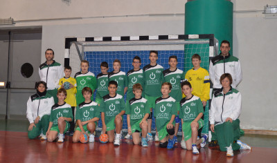 L'Under 14 Jolly Handball