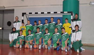 L'Under 14 Jolly Handball
