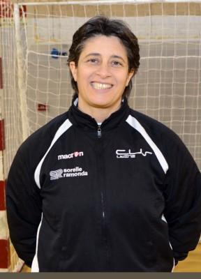 Claudia D'Odorico, tecnico under 10 e under 12 del CUS Udine