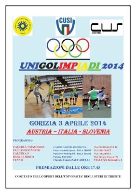 unigolimpiadi2014