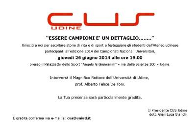 Invito incontro CNU 2014