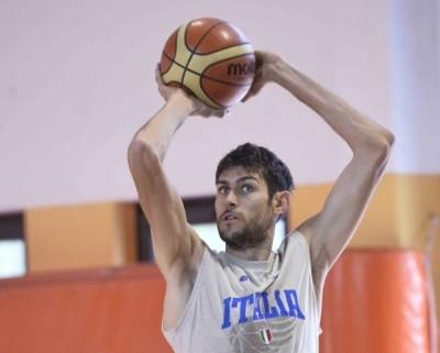 basket davide pascolo italia