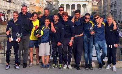 canoa polo torneo ponterosso 2015 gruppo