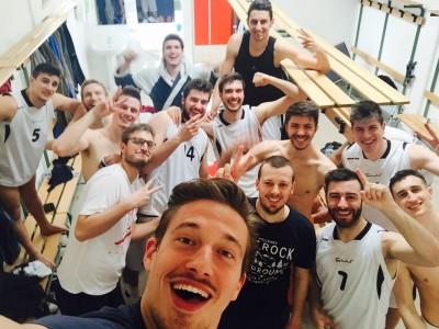 cnu2015 basket selfie