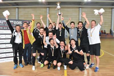 CUS Udine Calcio a 5 medagliati