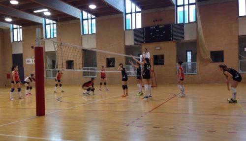 volley f azione