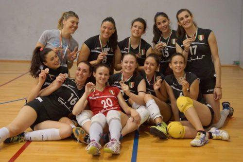 volley f squadra bronzo