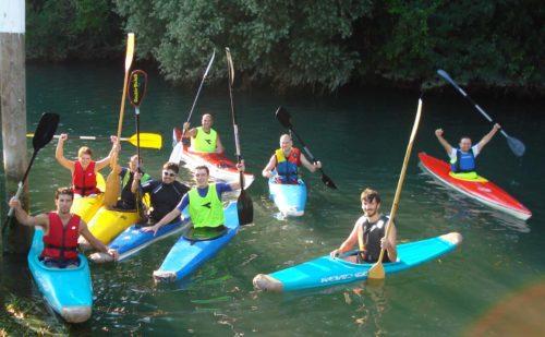 corsi canoa 1