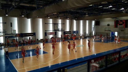 euro u16 basket femminile palacus